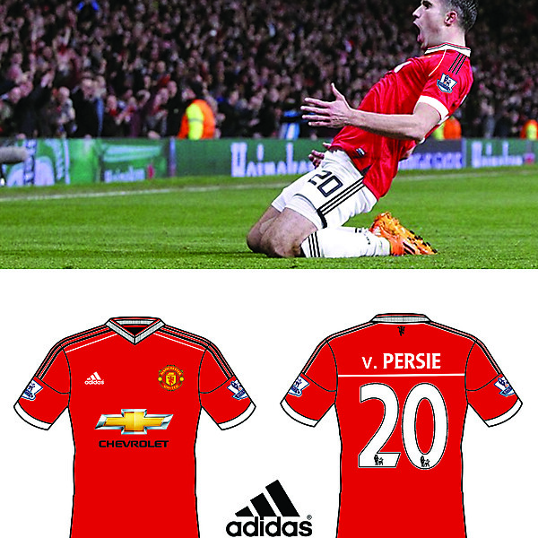 Machester United Home
