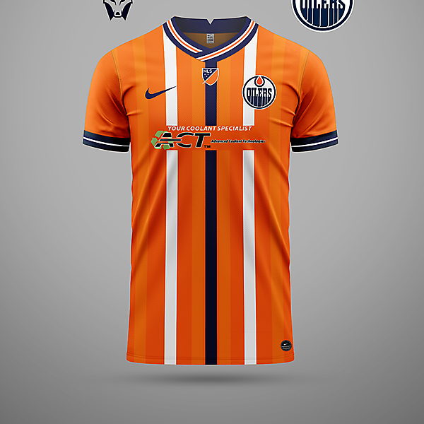 Edmonton Oilers - NHL to MLS