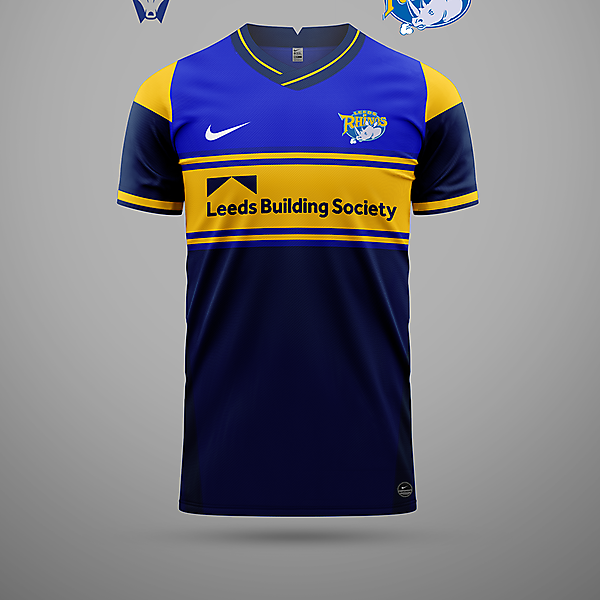 Leeds Rhinos - Rugby League to soccer