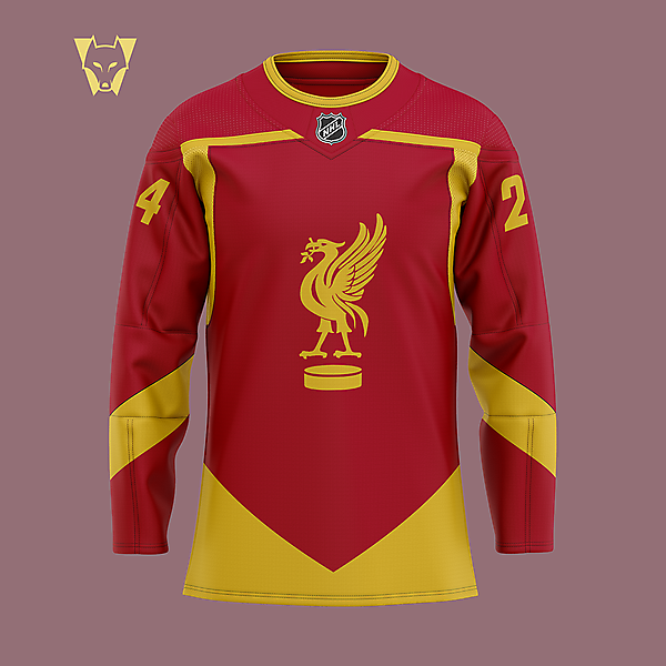 Liverpool NHL crossover