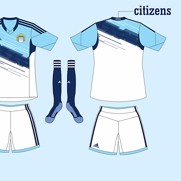 New York City FC - Home Ver 04