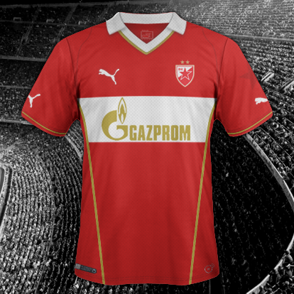 Red Star Away - Puma