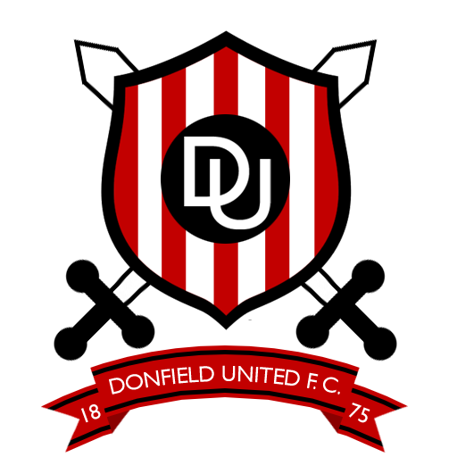 Donfield United Crest