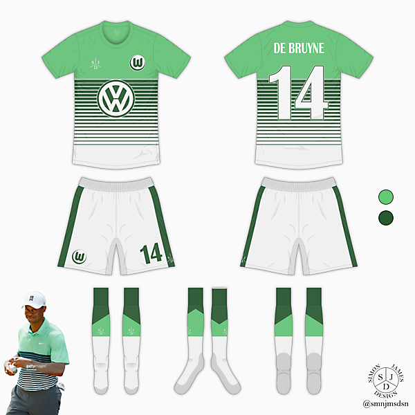 Wolfsburg Home Kit - SJD