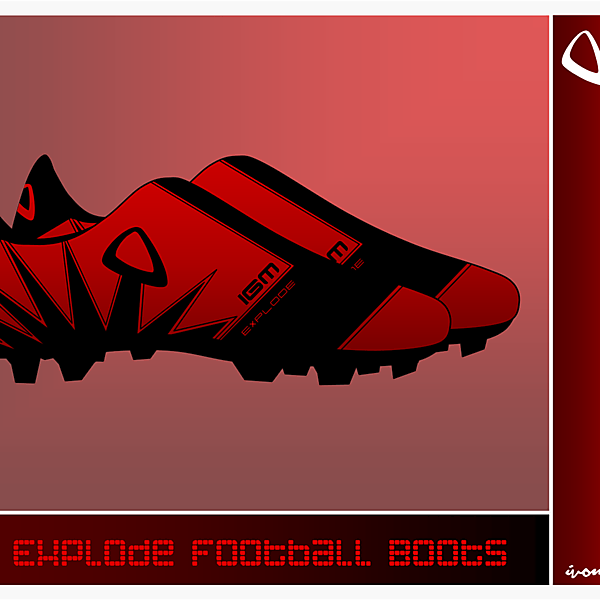 IGM Explode Football Boots