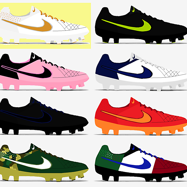Nike Tiempo Legend V concepts (Revisited)