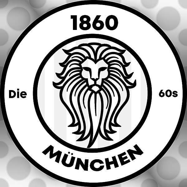 1860 Munich Concept Badge