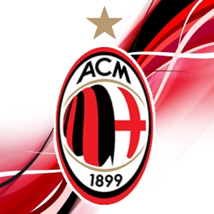 AC Milan (mixed with Casa Milan logo)