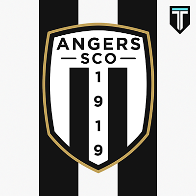 Angers SCO Crest Redesign