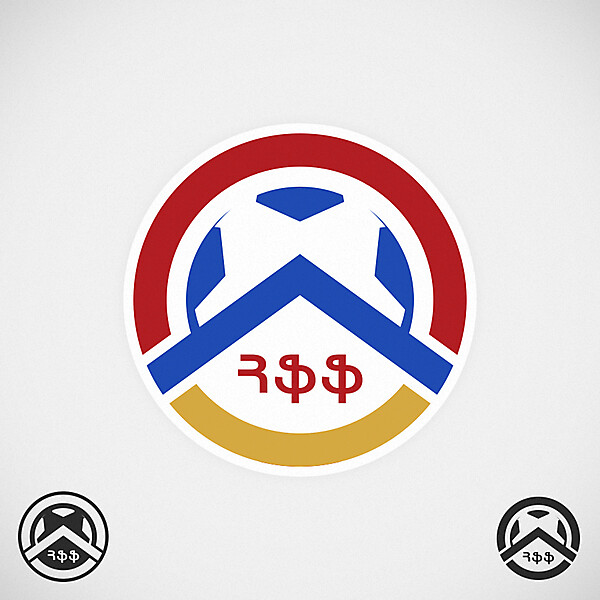 Armenia national football team crest