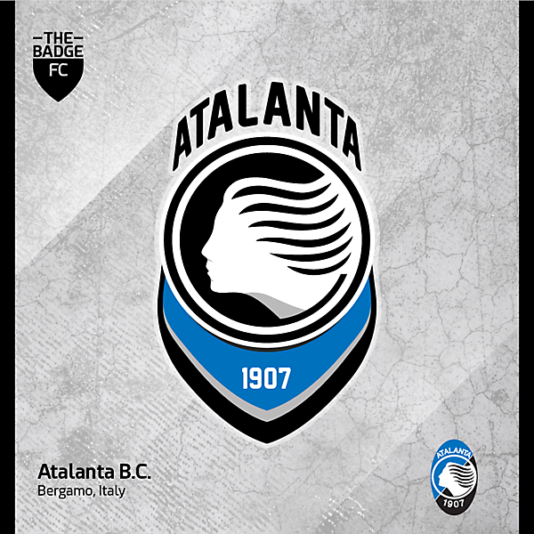 Atalanta Badge Redesign Concept