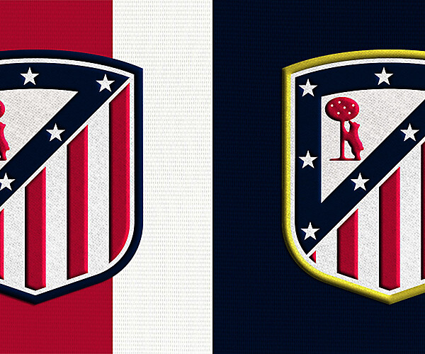 Atlético de Madrid - Fantasy Badge - Cláudio Cruz
