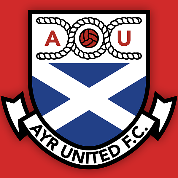Ayr United Redesign