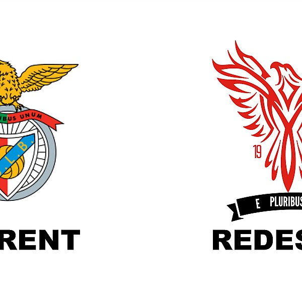 BENFICA 110 YEARS REDESIGN