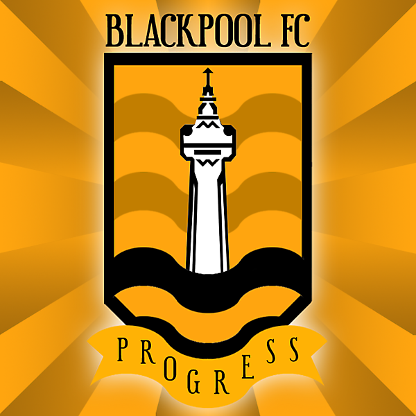 Another Blackpool Badge