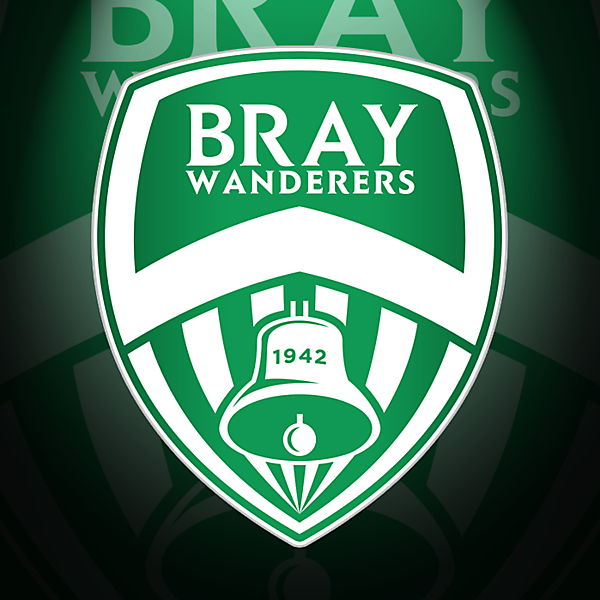 New Bray Wanderers Crest