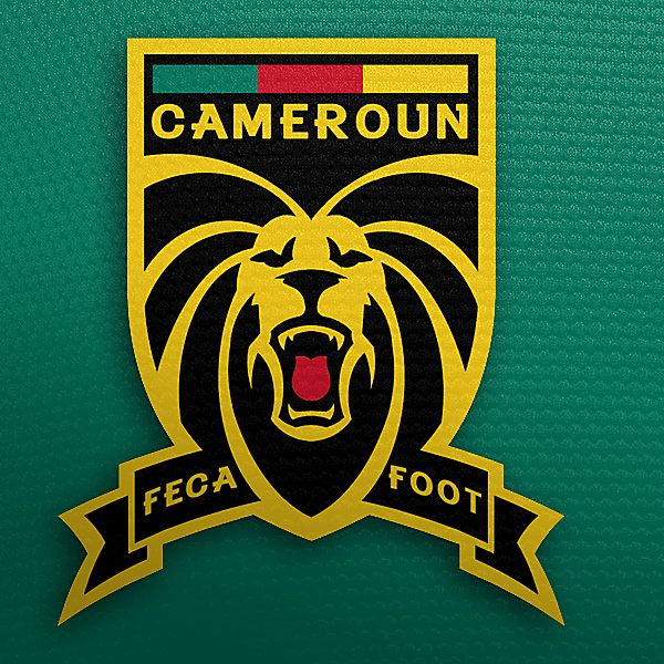 Cameroun Indomitable Lions