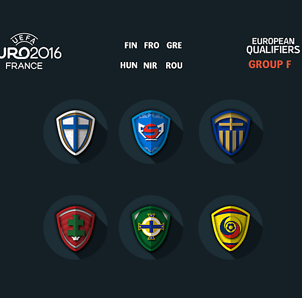 Euro 2016 qualifiers group F