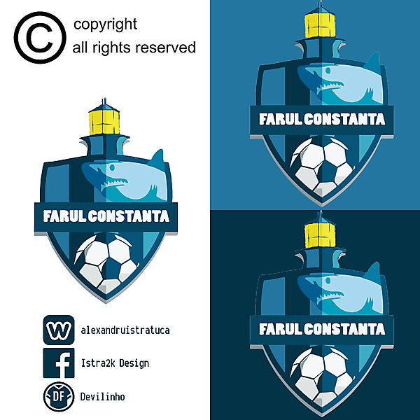 Farul Constatnta - The Sharks