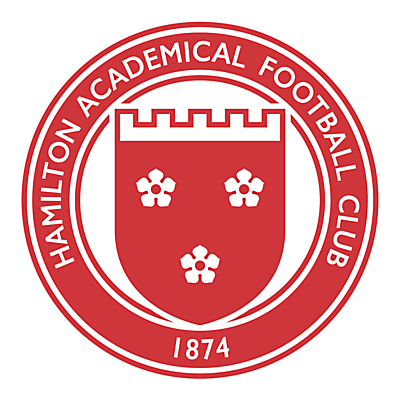 Hamilton Academical Badge