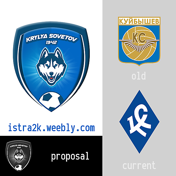 Krylya Sovetov - The wolfs