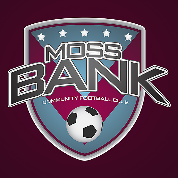 Moss Bank Community FC Logo