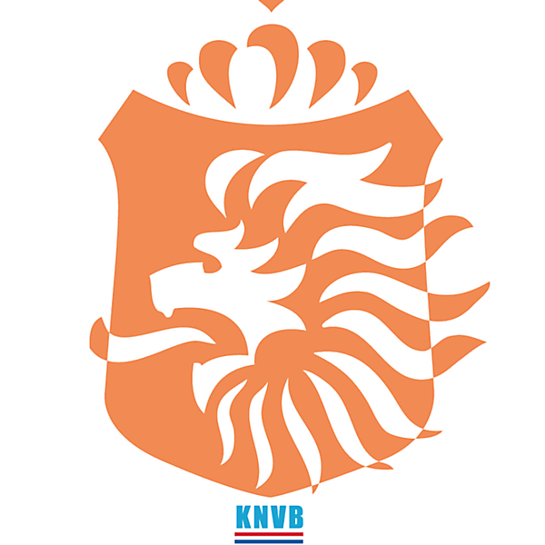 Netherlands National Team Crest