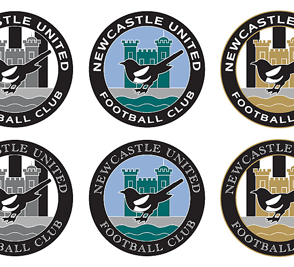 New Newcastle Badges