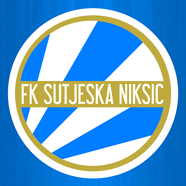 FK Sutjeska Niksic Badge