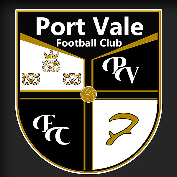 Port Vale Concept Badge