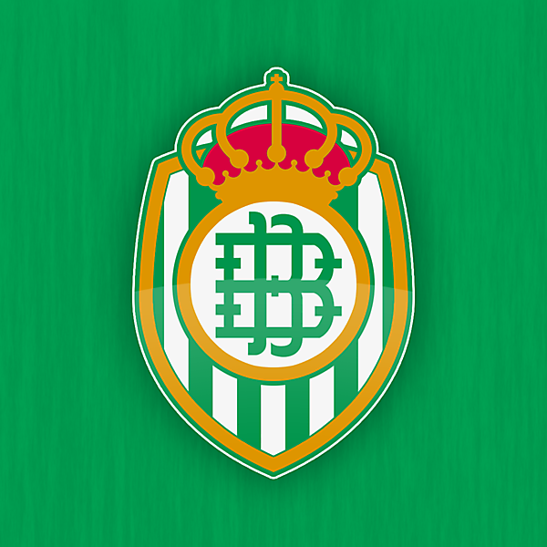 Real Betis Balompié Crest Redesign
