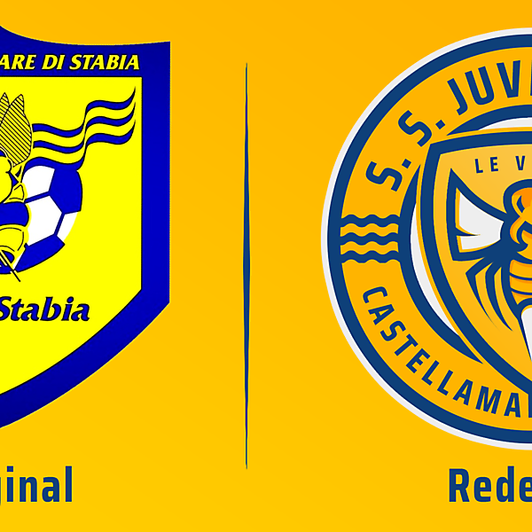 S. S. Juve Stabia | Crest Redesign