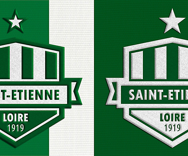 AS Saint-Étienne - Fantasy Badge - Cláudio Cruz