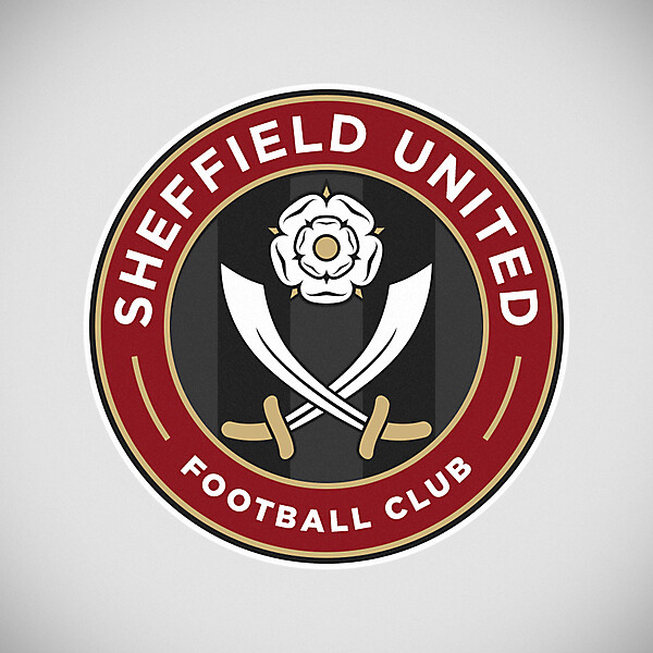 Sheffield United FC crest