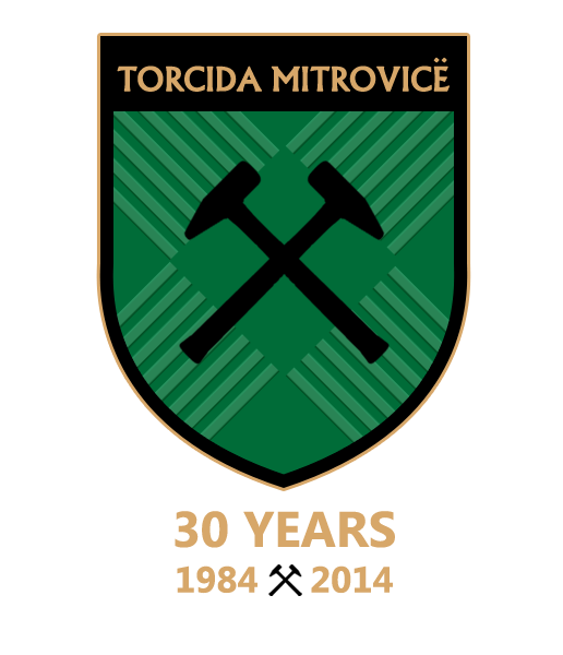 Torcida Mitrovicë Badge