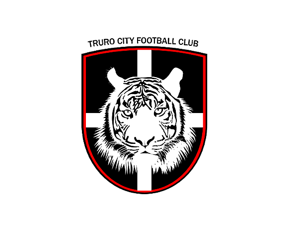 Truro City new crest design