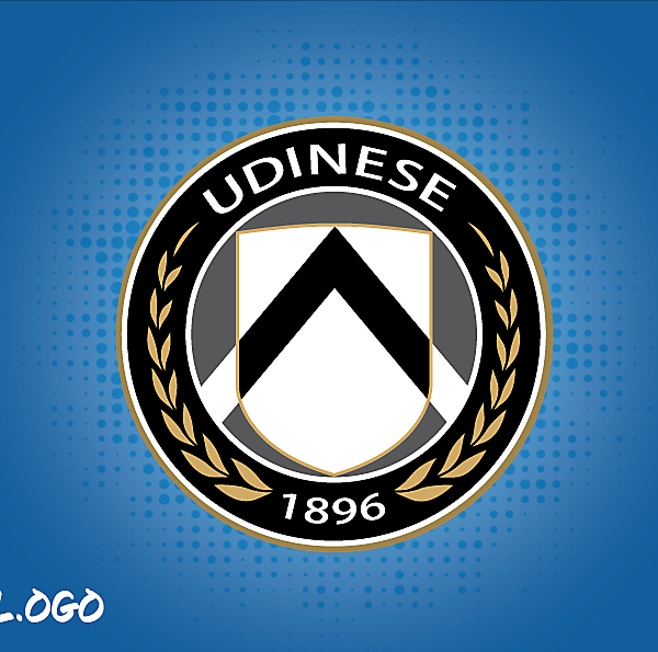 UDINESE CALCIO RESTYLING CREST