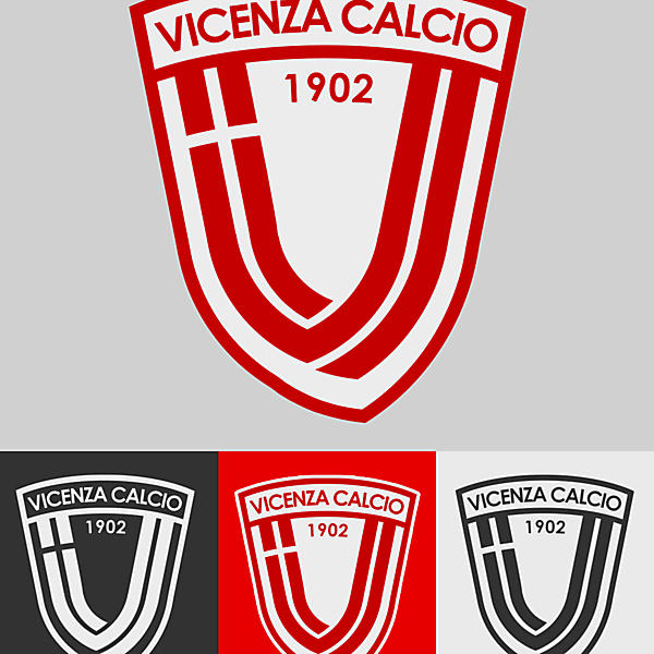 Vicenza Calcio Crest Redesign