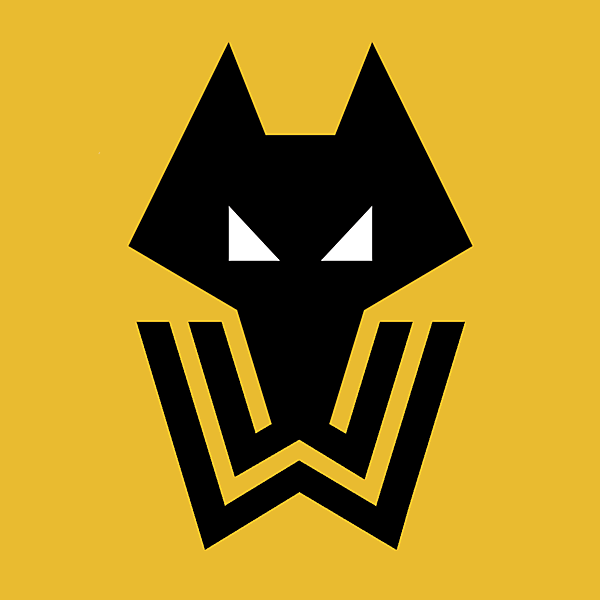 Wolverhampton Wanderers update on iconic logo.