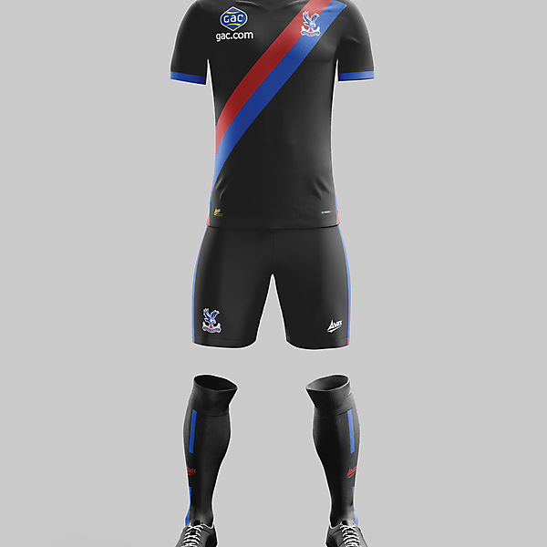 #17 - Crystal Palace Away '13