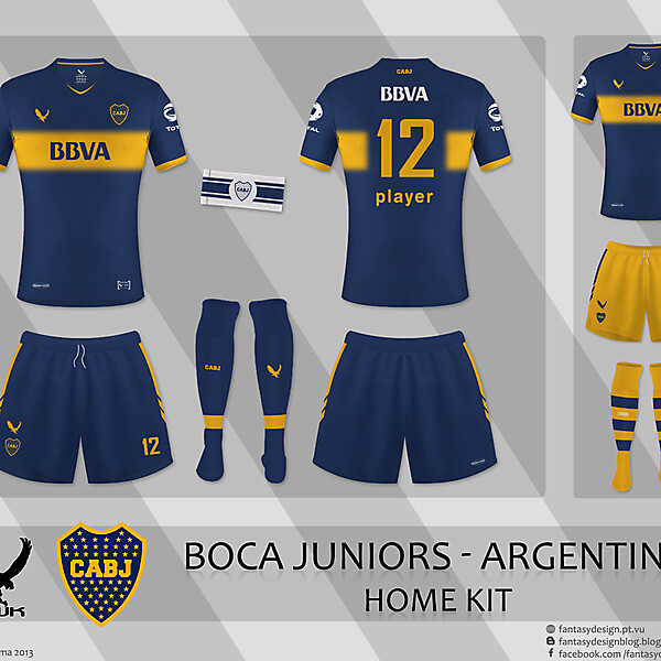 CA Boca Juniors (ARG)