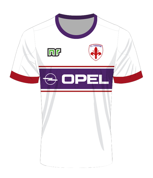 Fiorentina by Ennerre
