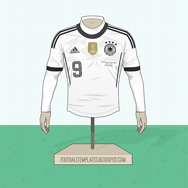 2016 Germany Shirt