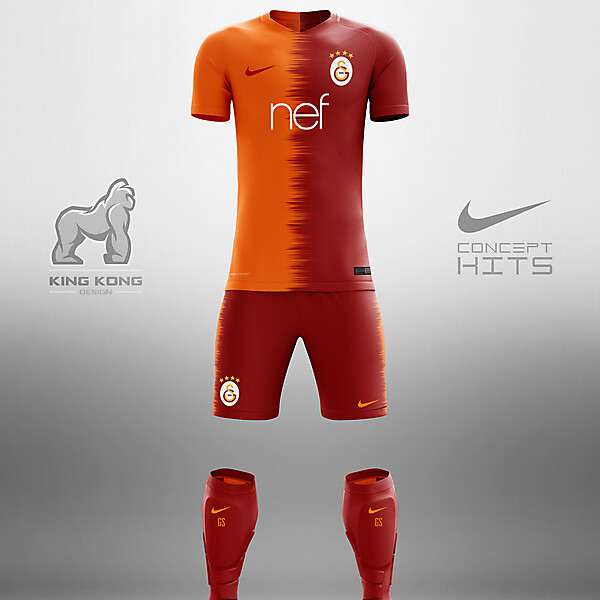 2018 GALATASARAY CONCEPT KIT