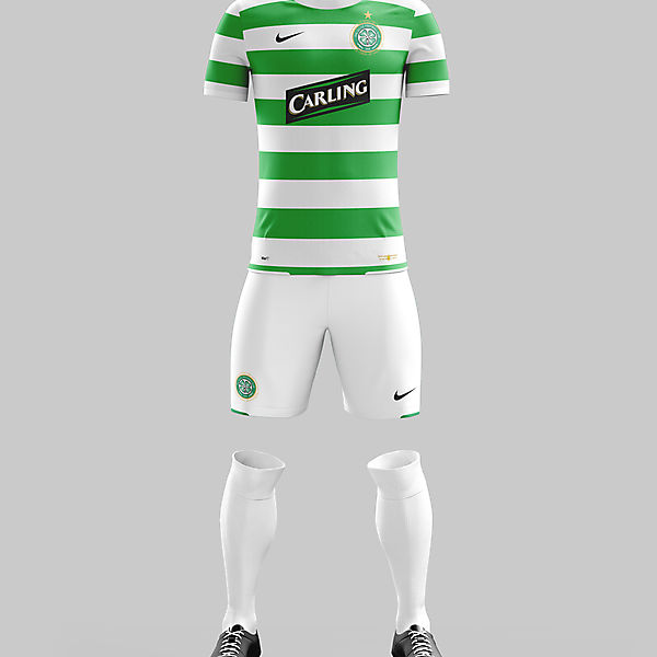 #20 - Celtic Home '07