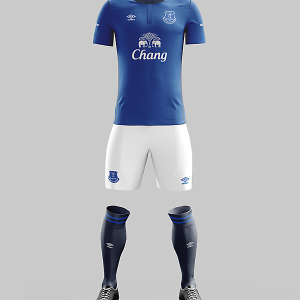 #24 Everton Home '14