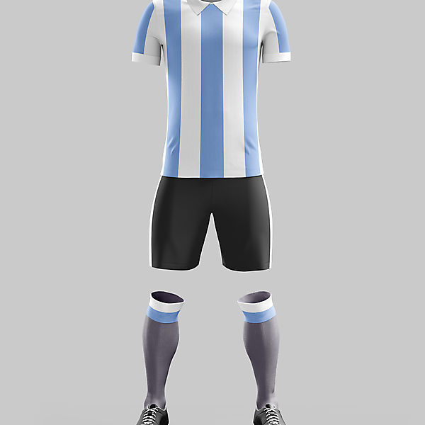 #32 - Argentina Home '66