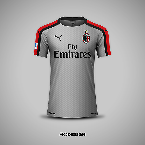 AC Milan | Puma | Away