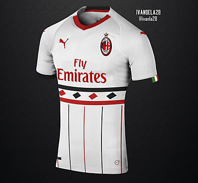 AC Milan Away
