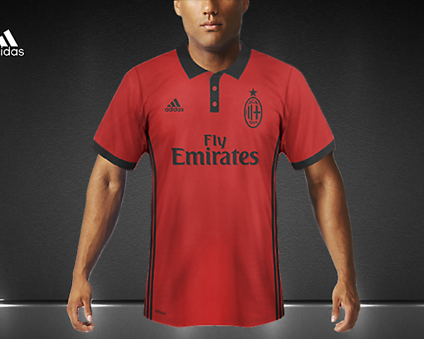 AC Milan Fantasy Third Kit